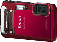 Olympus' TG-820 digital camera. Click to read our Olympus TG-820 preview!