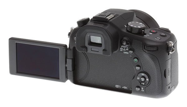 The Panasonic FZ1000 CAN output clean HDMI video