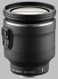 Nikon1 10-100f45-56pdvr