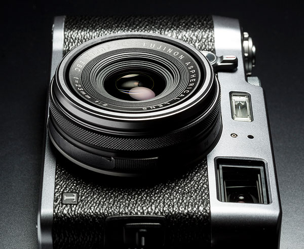 First And Foremost Its The Fujifilm X100Ts Body Design New Model Now Offers Support For Third Step Aperture Control On Ring Surrounding Lens
