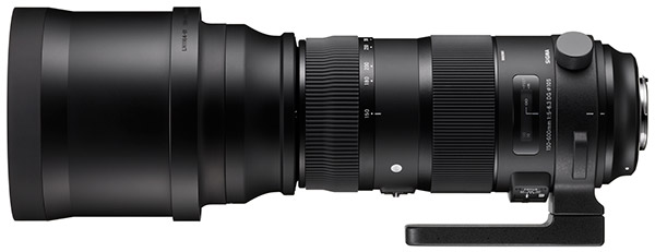 sigma launches twin 150 600mm lenses tcs sets price. Black Bedroom Furniture Sets. Home Design Ideas