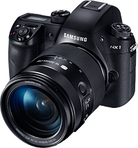 Pro camera market has a new player: Samsung NX1 mirrorless shoots ...