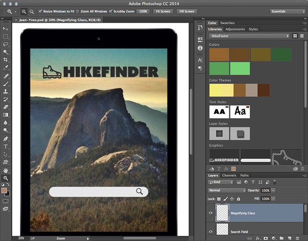Adobe Creative Cloud update continues push to mobile