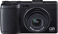 Ricoh's GR Digital IV digital camera. Click here to read our Ricoh GR IV preview!