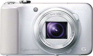 Sony's Cyber-shot DSC-HX10V digital camera. Click for a bigger picture!