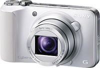 Sony's Cyber-shot DSC-HX10V digital camera. Click here to read our Sony HX10V preview!