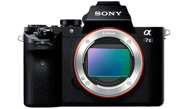Sony A7 II surprises, with world\'s first 5-axis image stabilization ...