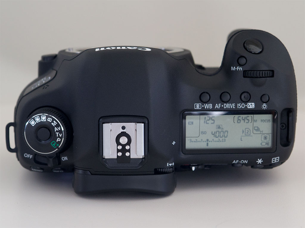 Hands On Preview Canon 5d Mark Iii Speedlite Radio Flash