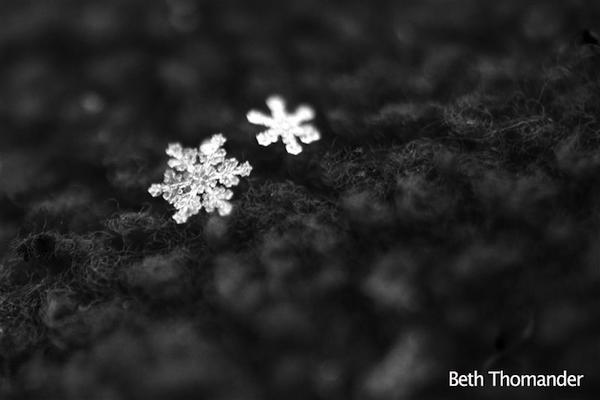 Black Kids Throwing Snow