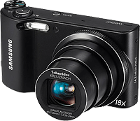 Samsung's WB150F digital camera. Click for our Samsung WB150F preview!
