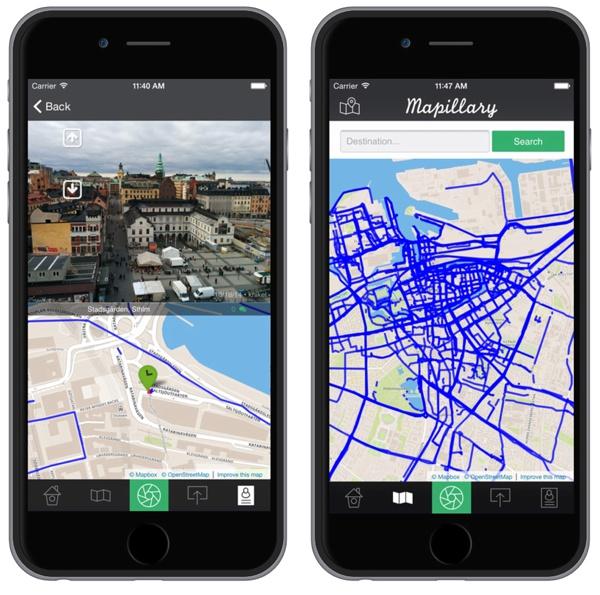 Mapillary: an open, crowdsourced interpretation of Google's
