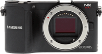 Samsung NX200 compact system camera. Copyright © 2012, The Imaging Resource. All rights reserved.