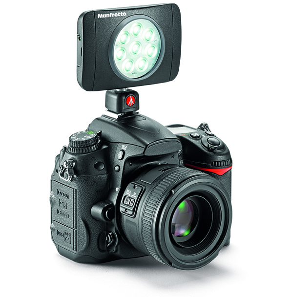 Manfrotto Launches Lumie Consumer Level Series Of