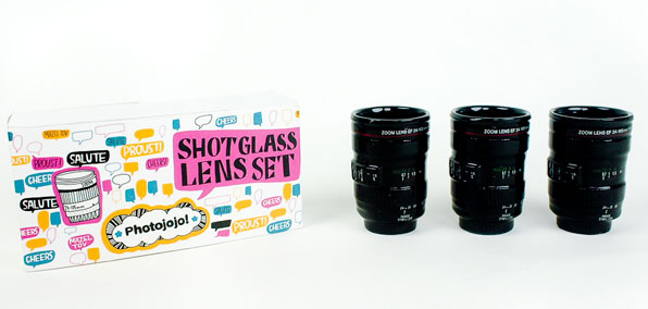 Lens-shot-glass-set