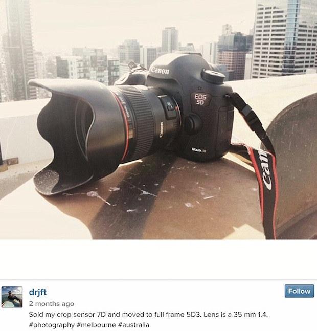 Daredevil urbex photographer captured photos with $15K of stolen gear