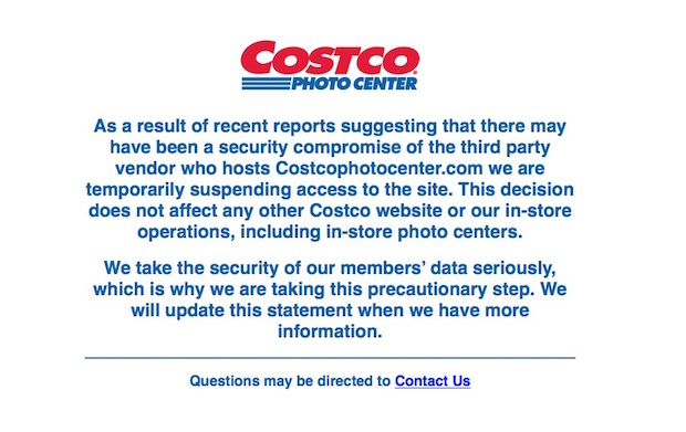 costco rite aid and tesco photo services also affected by pni