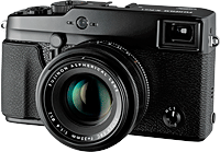 Fujifilm's X-Pro1 compact system camera. Photo provided by Fujifilm North America Corp.