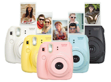Fujifilm's Instax instant film is blowing up across the globe ...