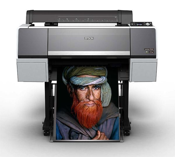 Epson SureColor P7000. 24 inch, 10-color printer