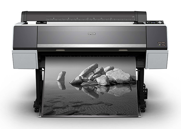 Epson SureColor P9000. 44 inch, 10-color printer