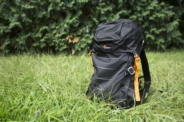 Lowepro Photo Sport 200 AW Camera Backpack Bag Black Orange Canon Nikon Sony