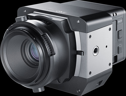 The Phase One iXA camera system. Photo provided by Phase One A/S. Click for a bigger picture!