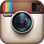 Instagram's app icon. Click here to visit the Instagram website!