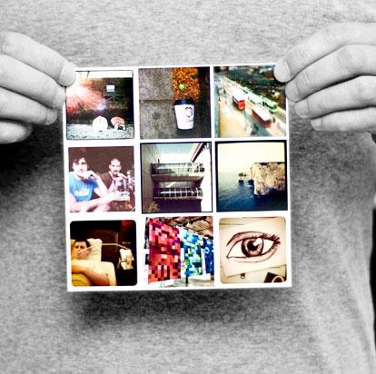 Instagram-magnets