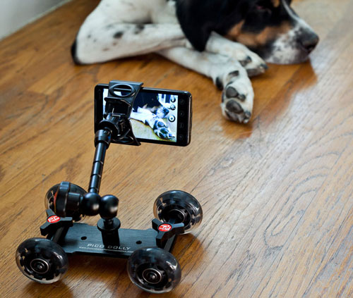 The Camera Bag Camera Table Dolly Will Help You Shoot