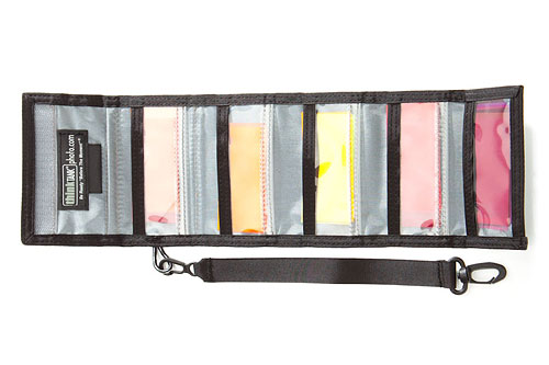 The Strobe Gel Wallet from Think Tank Photo. Photo provided by Think Tank Photo. Click for a bigger picture!