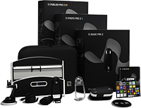 X-Rite's i1Pro 2 products. Photo provided by X-Rite Inc.