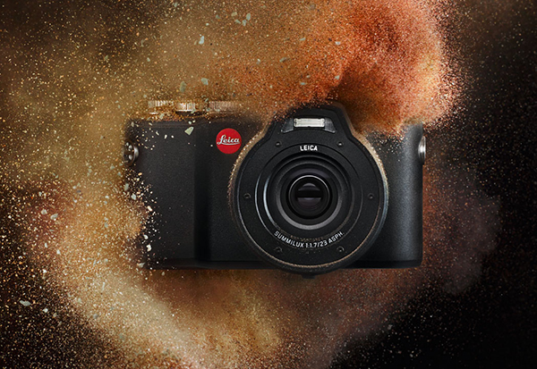 Water, shock, and dust proof, Leica's new X-U camera is ready for anything