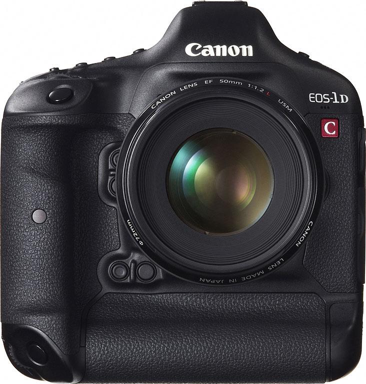 Canon announces EOS-1D C 4K camera and Cinema EOS C500