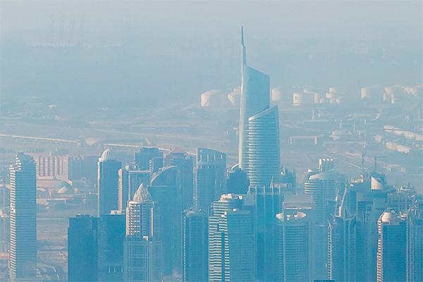 Explore the highest-resolution photo ever taken of Dubai