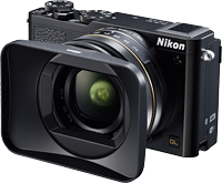 All about the optics: Nikon's new DL-series offers fixed-lens 1-inch