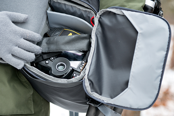 Review: MindShift UltraLight 36L backpack proves lightweight