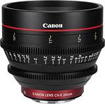 Cinema EOS prime: the CN-E24mm T1.5 L F. Image provided by Canon Inc. Click for a bigger picture!