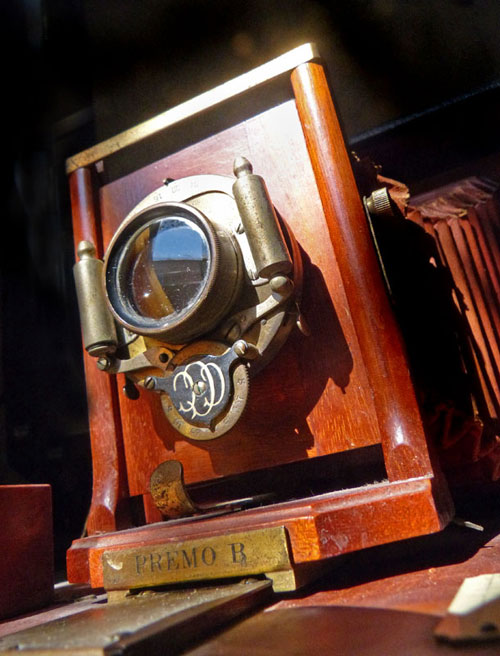 Steampunk kodak-premo-b