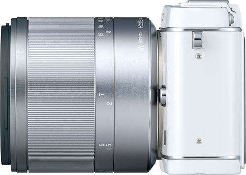 Side view of the Tokina Reflex 300mm F6.3 MF MACRO lens. Image provided by Kenko Tokina Corp. Click for a bigger picture!