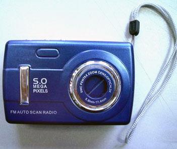 Radio-camera-chinese