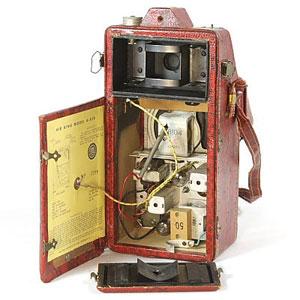 Radio-camera-rear