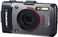 Olympus's Tough TG-1 iHS digital camera. Photo provided by Olympus. Click for our Olympus TG-1 preview!