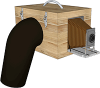 Lukas Birk's design for the Box Camera 4.0. Rendering provided by Lukas Birk. Click to visit his website!