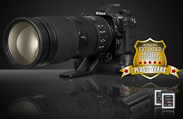 D500, 200-500mm lens and more: Nikon targets sports and