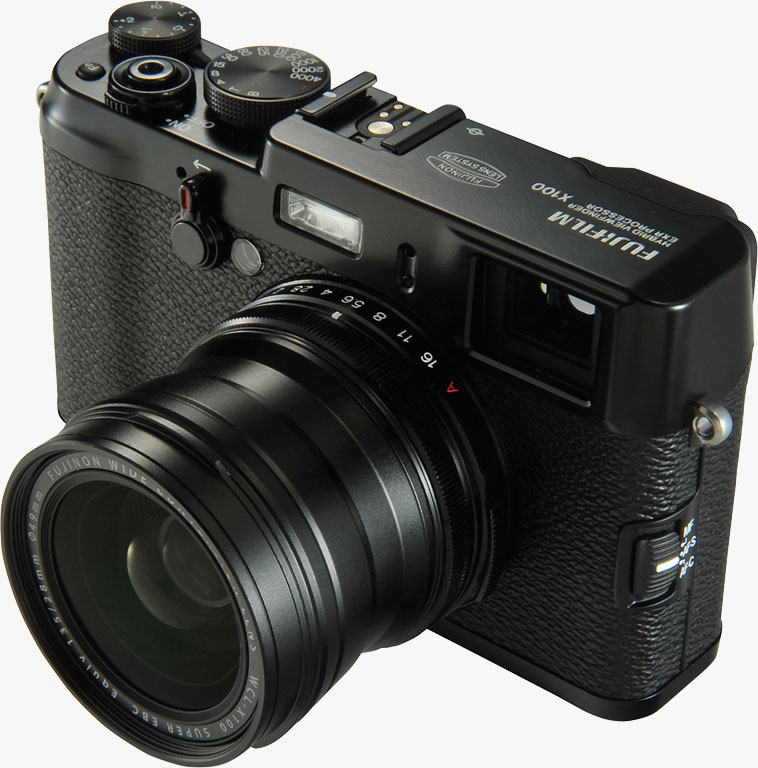 Fuji Unveils Wide Conversion Lens New Firmware For X100