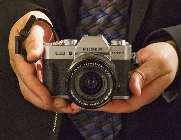 baa18b32659 Fujifilm GFX launch: Hands-on with the GFX, X-T20, and X100F, plus ...