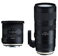 Tamron announces new APS-C 10-24mm lens and full-frame SP