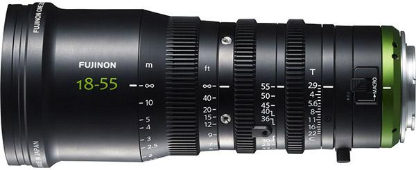 Fuji announces new line of cinema lenses for Sony E mount