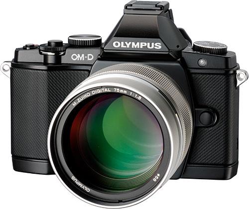 Olympus M Zuiko 75mm F 1 8 Lens Nears Retail