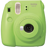 Fujifilm adds instax mini 9 to instant film camera lineup for Housse instax mini 9
